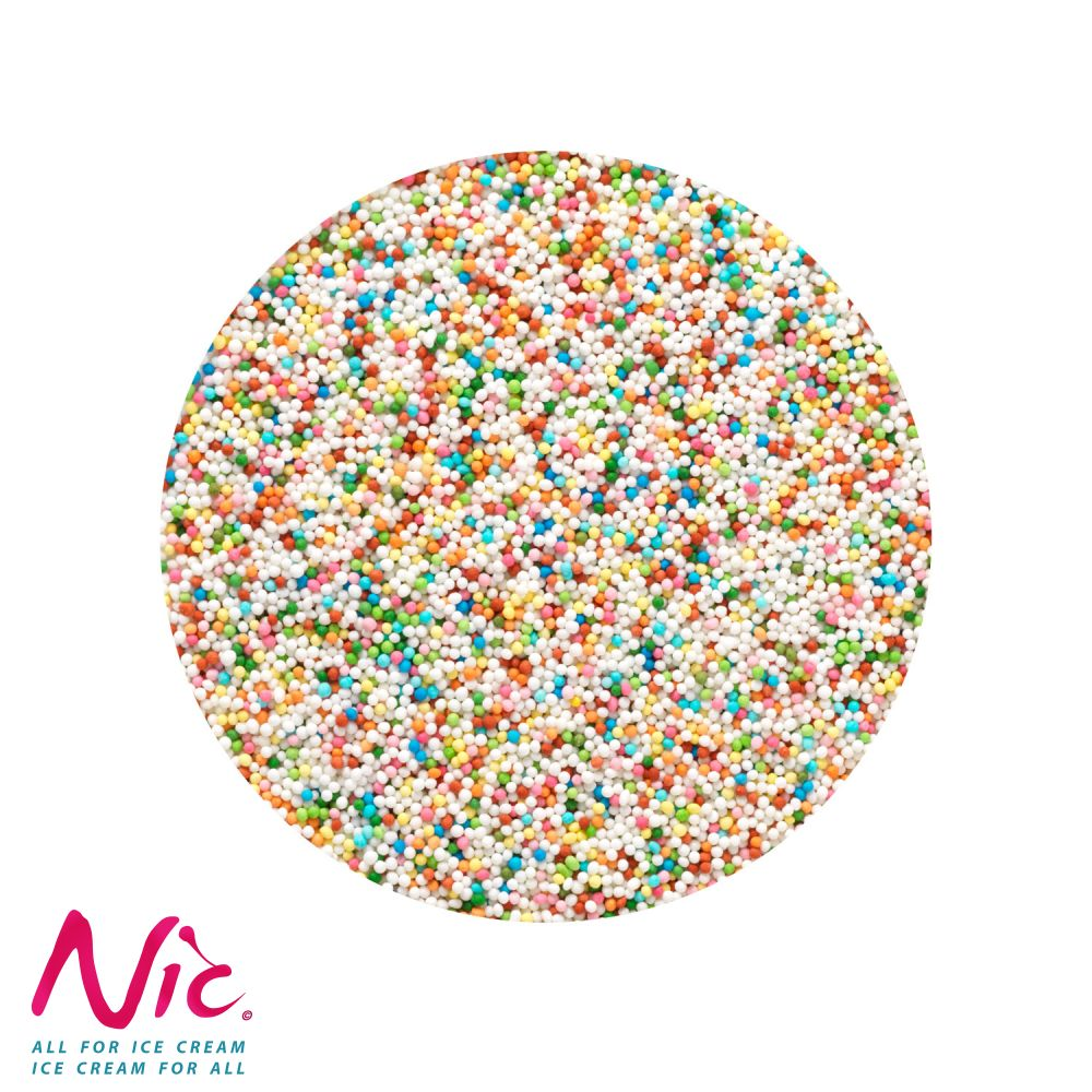 NIC Disco Special (színes cukorgolyók) Image