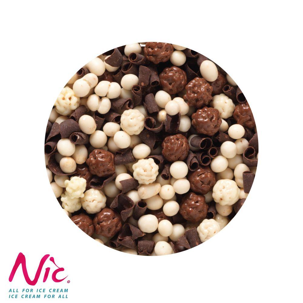 NIC Choco Mix (csokis pufi) Image
