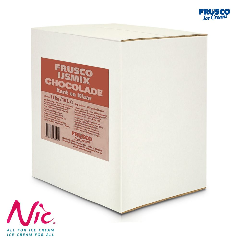 NIC Csokoládé likvid Image