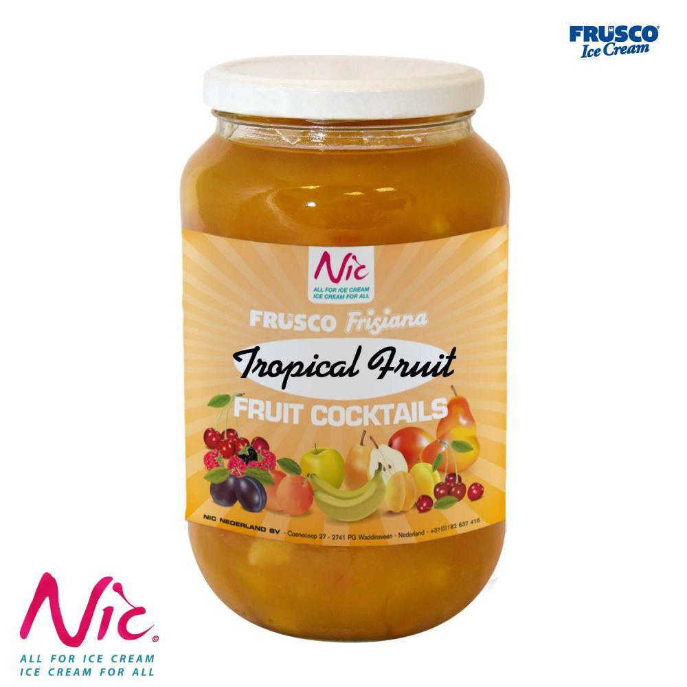 NIC Tropical Gyümölcskoktél Image