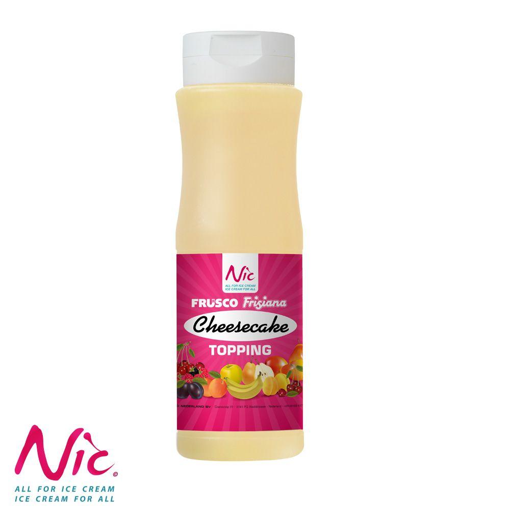 NIC Cheesecake szorbé öntet Image