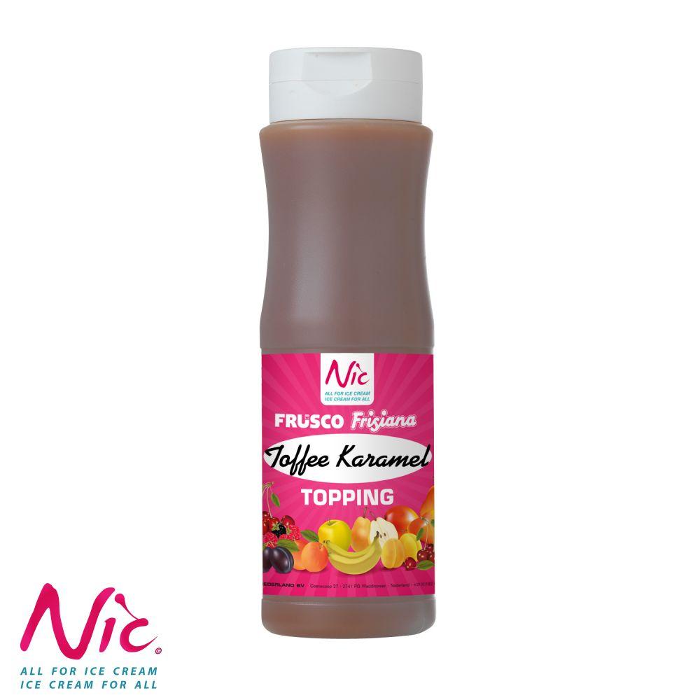 NIC Toffee (karamell) szorbé öntet Image